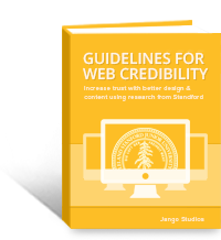 Build Website Credibility